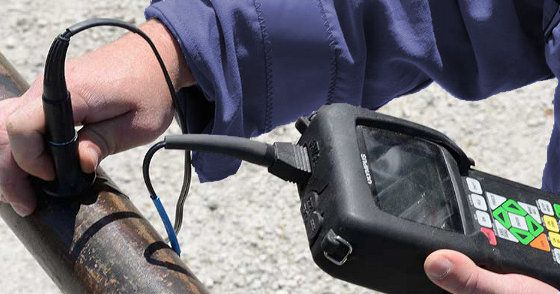 Ultrasonic Testing Services | LBNiW — NDT Weld Inspection